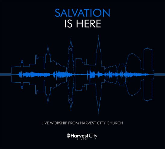 Salvation Is Here CD